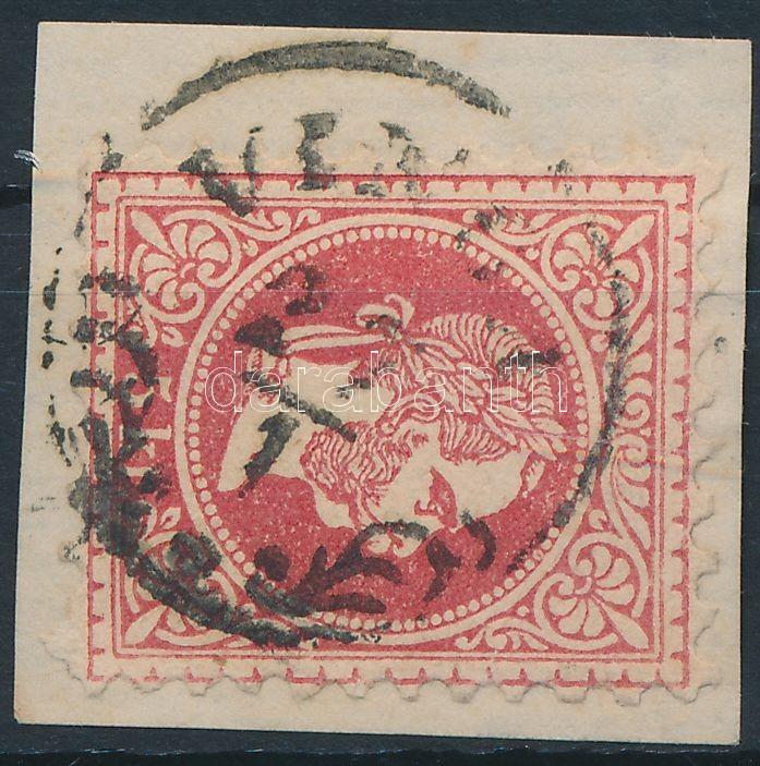 """""""VINGA"""" Austria-Hungary-Romania classic postmark """"VINGA"""""""