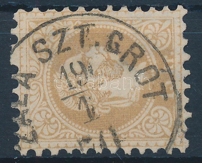 """""""(ZALA) SZT.GRÓT"""" Austria-Hungary classic postmark """"(ZALA) SZT.GRÓT"""""""