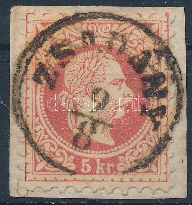 """Austria-Hungary classic postmark """"ZSADÁNY"""" """"ZSADÁNY"""""""