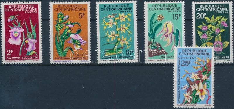 Orchid set, Orchidea sor