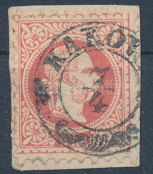 """Austria-Hungary-Romania classic postmark """"KAKOV(A)"""" """"KAKOV(A)"""""""