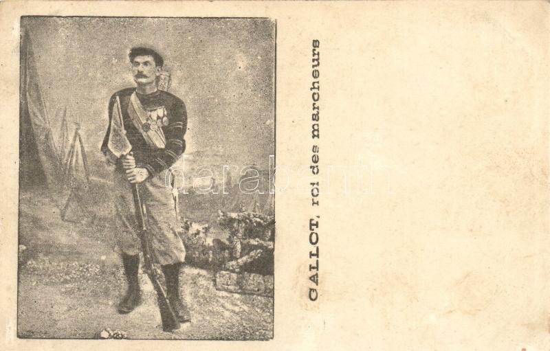 Gallot, roi des marcheurs / King of walking, circus, A gyalogos király, cirkusz