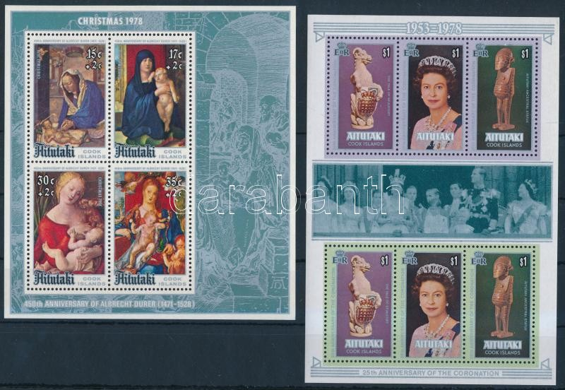 Christmas, Queen Elizabeth II block, II. Erzsébet és Karácsony blokk