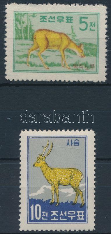 Animals stamps 2 klf Állat bélyeg