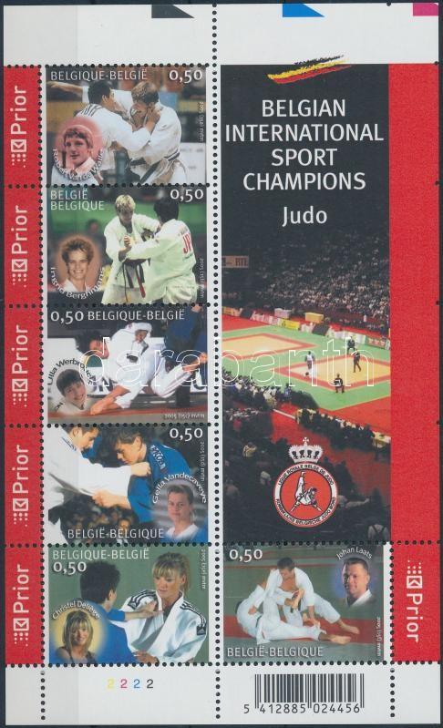Judo block, Judo blokk