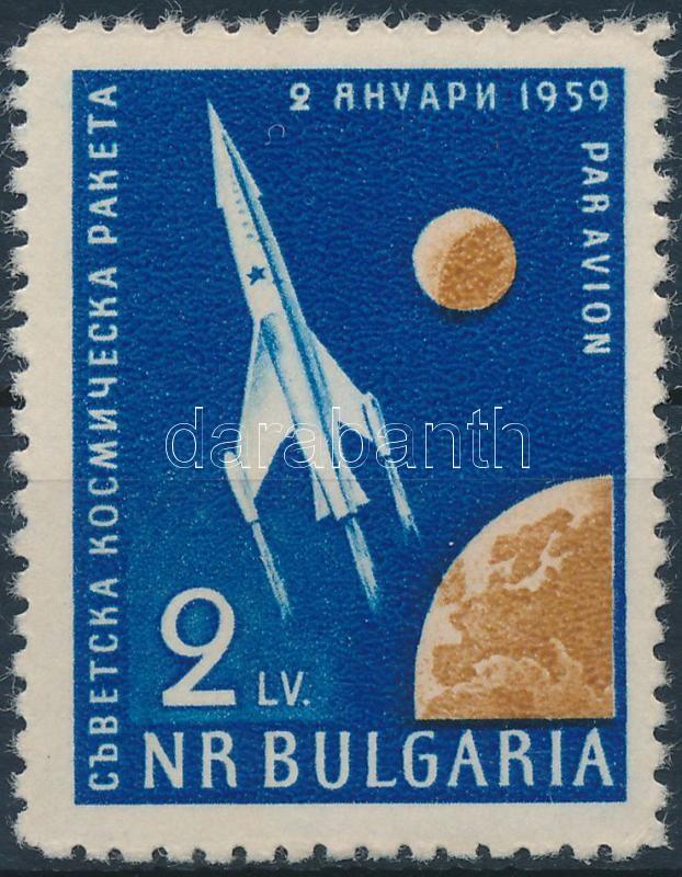 Soviet lunar probe Szovjet holdszonda