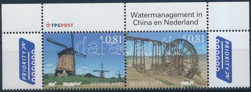 Watermill and windmill pair Vízimalom és szélmalom pár
