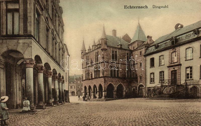 Echternach, Dingstuhl / street
