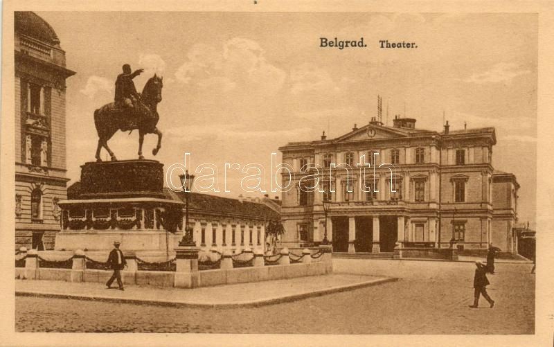 Belgrade, Theatre