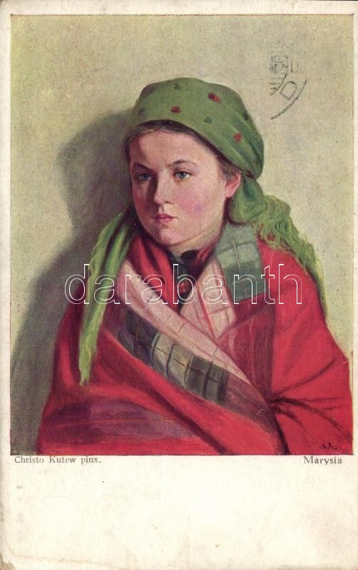 Marysia / Polish folklore s: Christo Kutew, Lengyel folklór s: Christo Kutew