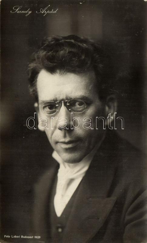"""Képtalálat a következőre: """"Szendy Árpád"""""""