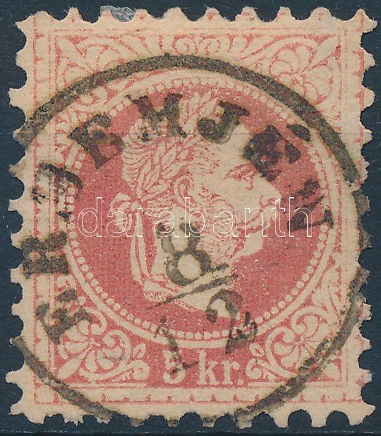 "Austria-Hungary-Romania classic postmark ""ÉRSEMJÉN"" ""ÉRSEMJÉN"""