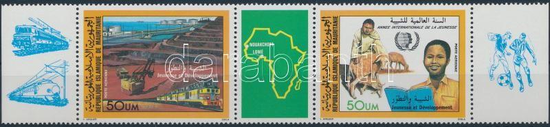 Stamp Exhibition margin stripe of 3, Bélyegkiállítás ívszéli hármascsík