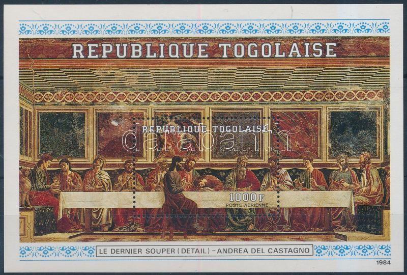 Twelve Apostles block, Tizenkét apostol blokk