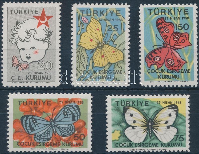 Kényszerfelár sor, Compulsory surtax stamp set