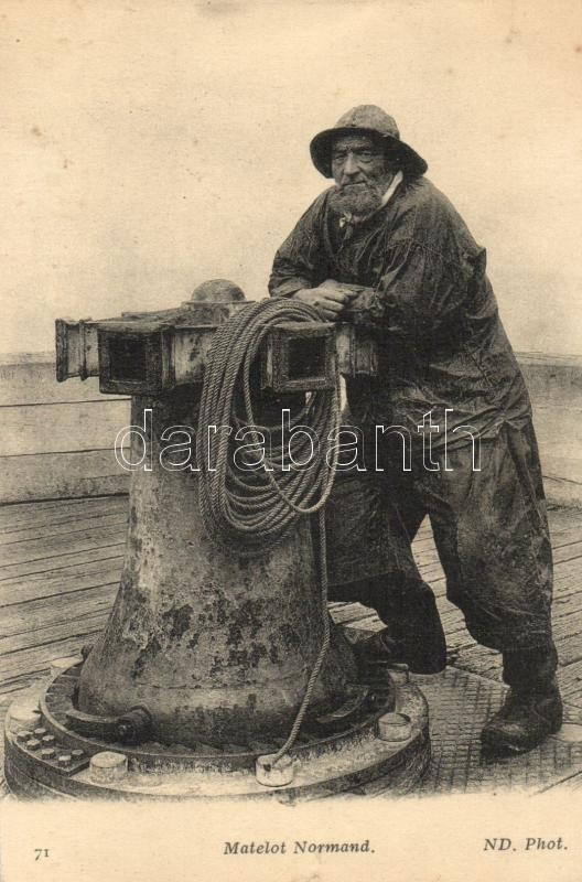 Matelot Normand / Sailor from Normandy, Normandiai tengerész