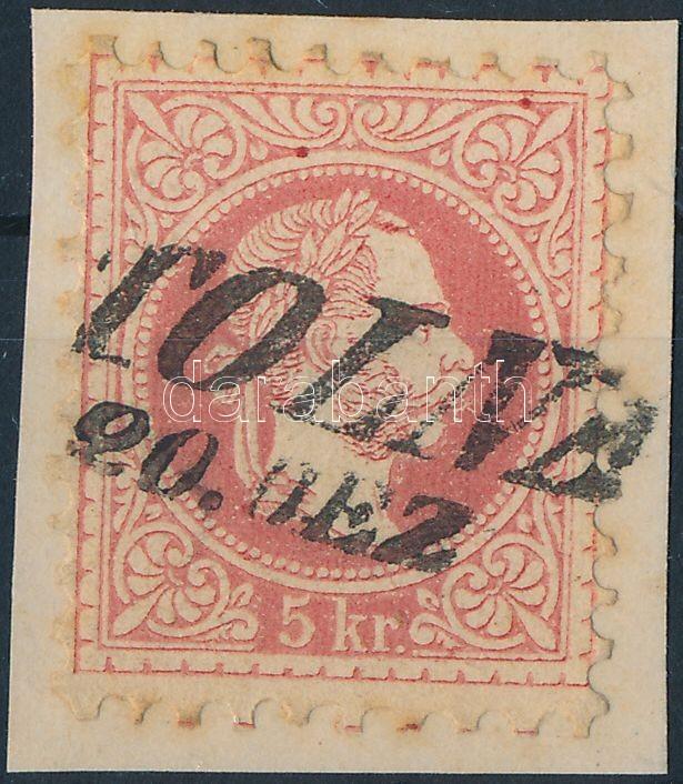 "Austria-Hungary-classic postmark ""TOLNA"" ""TOLNA"""