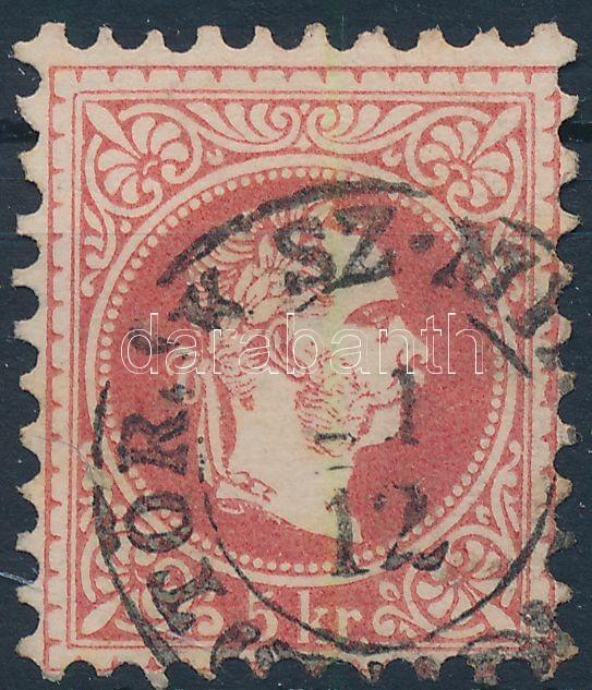 """""""TÖR(Ö)K SZ.MI(KLÓS)"""" Austria-Hungary-classic postmark """"TÖR(Ö)K SZ.MI(KLÓS)"""""""