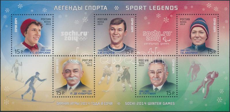Winter sports (II) block, Sikeres téli sportok (II.) blokk