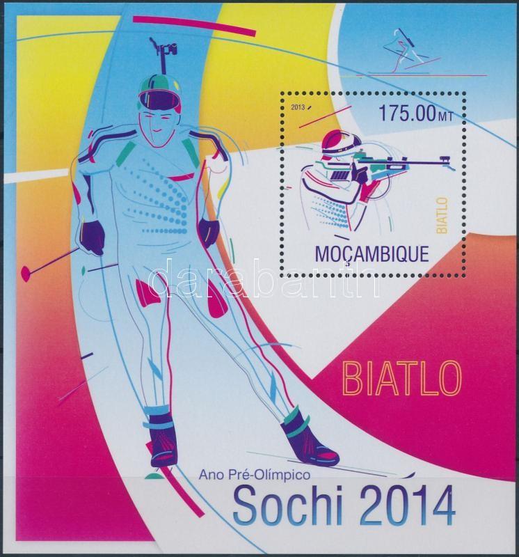 Winter Olympics, Sochi block, Téli Olimpia, Szocsi blokk
