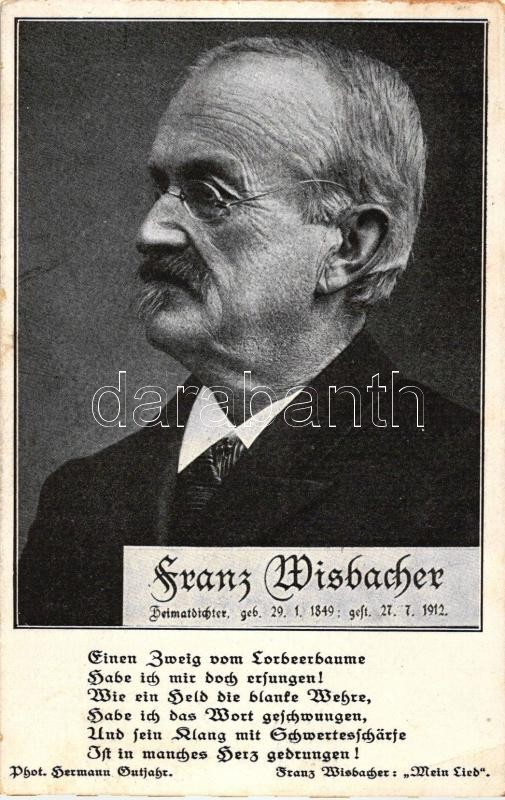 Franz Wisbacher, Franz Wisbacher