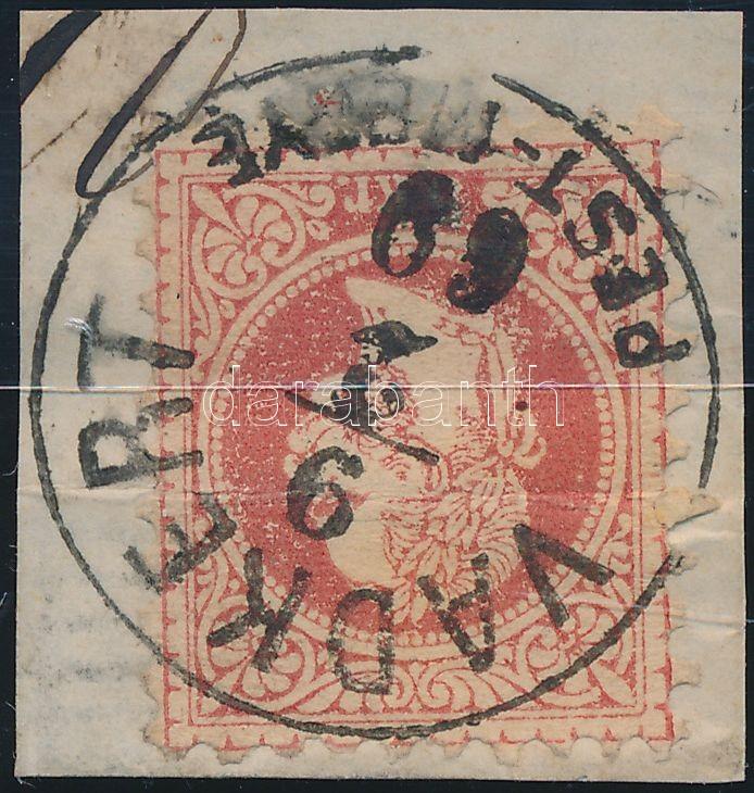 """Austria-Hungary classic postmark """"VADKERT / PEST-(MEG)YE"""" """"VADKERT / PEST-(MEG)YE"""""""