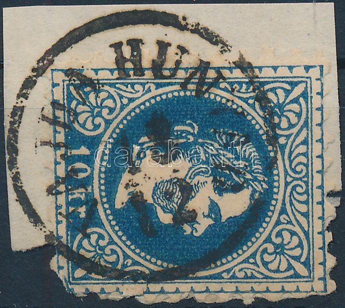 """Austria-Hungary-Romania postmark """"VAJDA HUN(YAD)"""", """"VAJDA HUN(YAD)"""""""