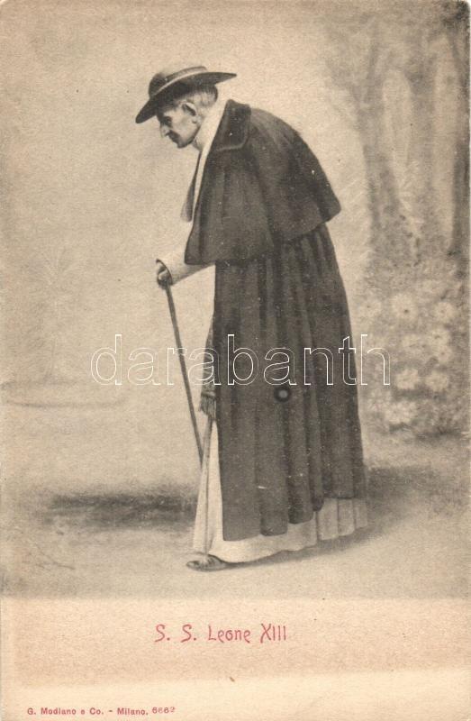 Pope Leo XIII, XIII. Leó pápa