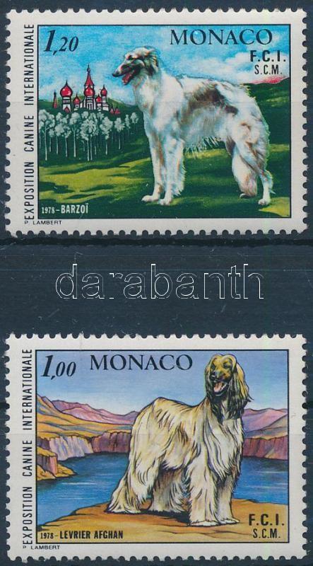 International Dog Show set, Nemzetközi kutyakiállítás sor