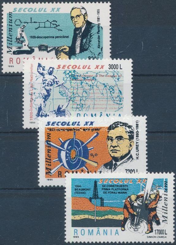 20th century (III.) set 20. század (III.) sor