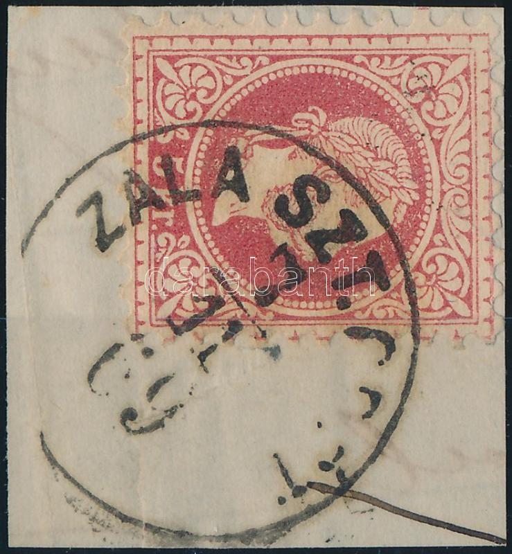 """""""ZALA SZT.(GRÓT)"""" Austria-Hungary classic postmark """"ZALA SZT.(GRÓT)"""""""