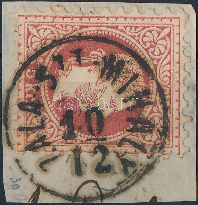"""Austria-Hungary classic postmark """"ZALA-SZT-MIHÁLY"""" """"ZALA-SZT-MIHÁLY"""""""