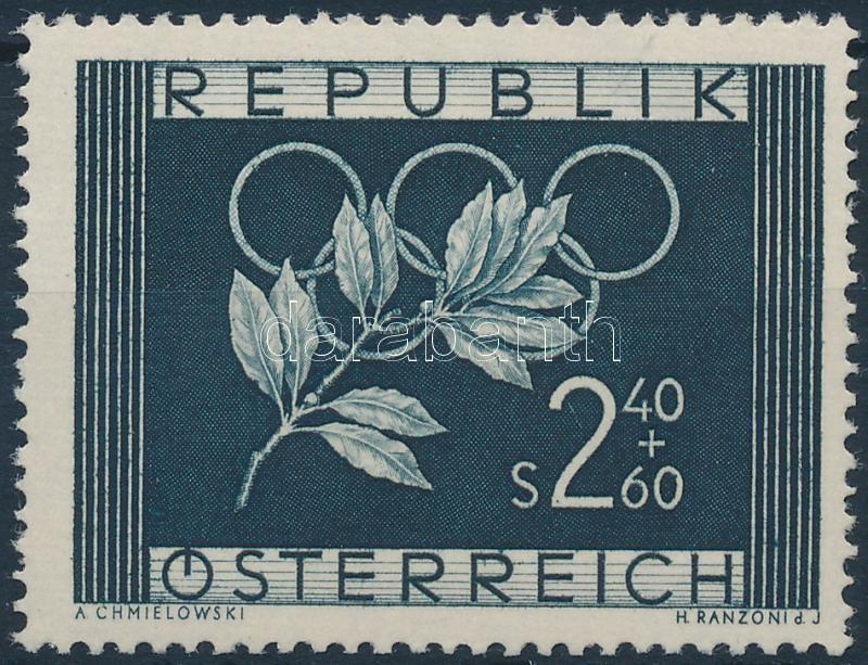 Olympic Games stamp, Olimpiai játékok bélyeg