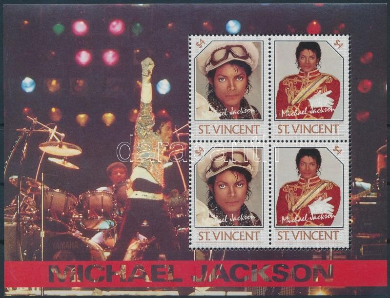 Michael Jackson block, Michael Jackson blokk