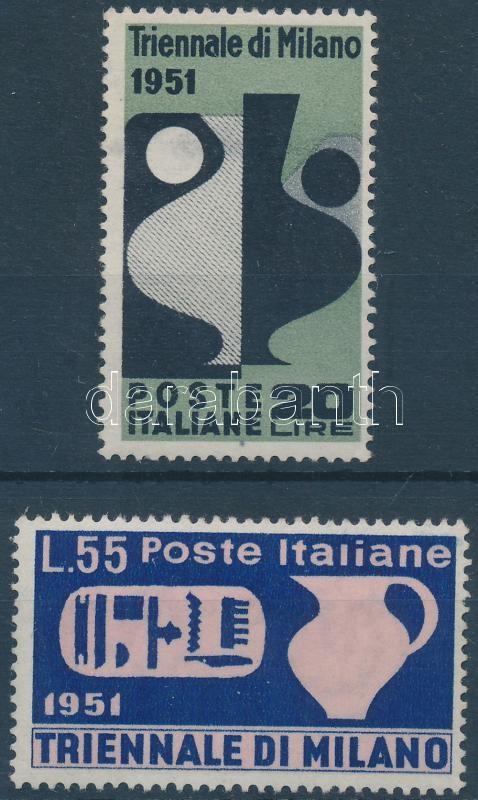 Milan Triennial set, Milánói Triennálé sor