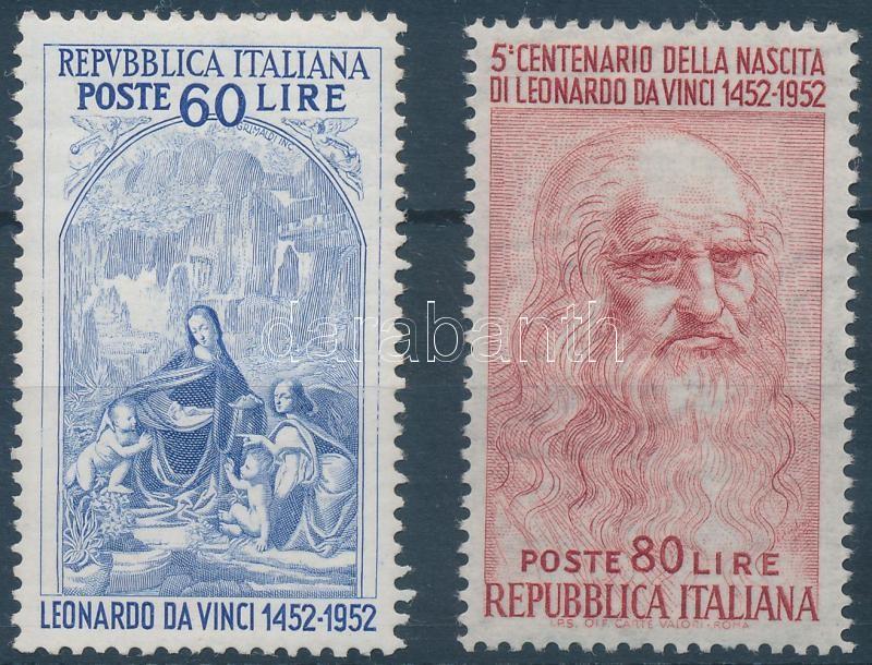 Leonardo da Vinci (II) set, Leonardo da Vinci (II) sor