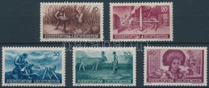 Agricultural set Mezőgazdaság sor