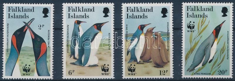 WWF: King Penguin set, WWF: Király pingvin sor