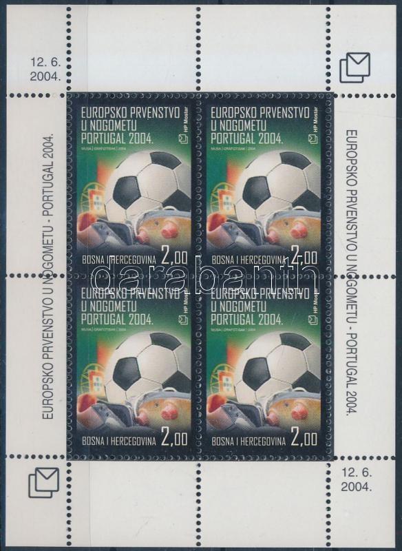Football Championships block, Labdarúgó EB blokk