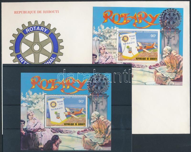Rotary block + FDC, Rotary blokk + FDC