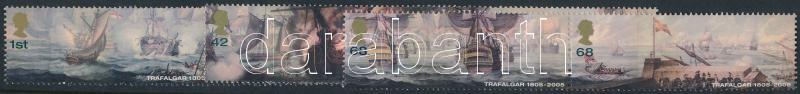 200th anniversary of the Battle of Trafalgar 3 pairs, A trafalgári csata 200. évfordulója 3 pár