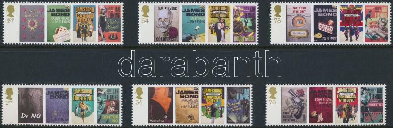 Ian Fleming set Ian Fleming 100. születésnapja sor