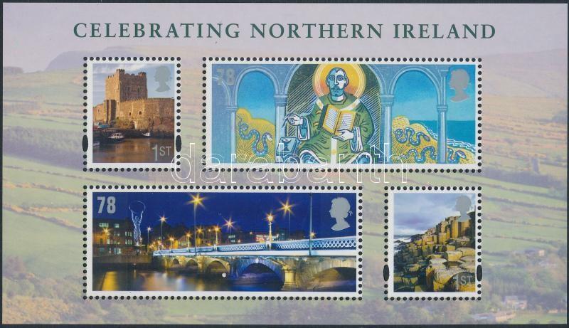 Northern Ireland National Day block, Észak Írország Nemzeti ünnep blokk