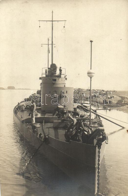 1916 SMS Temes, Temes-class ri...