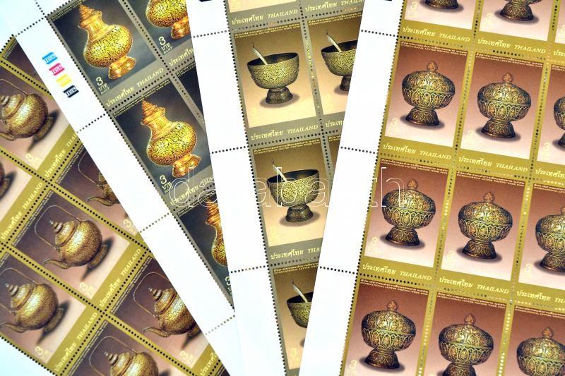 International mailing Week mini sheet set, Nemzetközi levelezőhét kisív sor