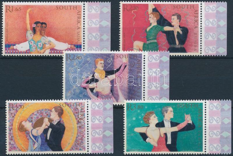 Báltermi tánc ívszéli sor, Ballroom dance margin set
