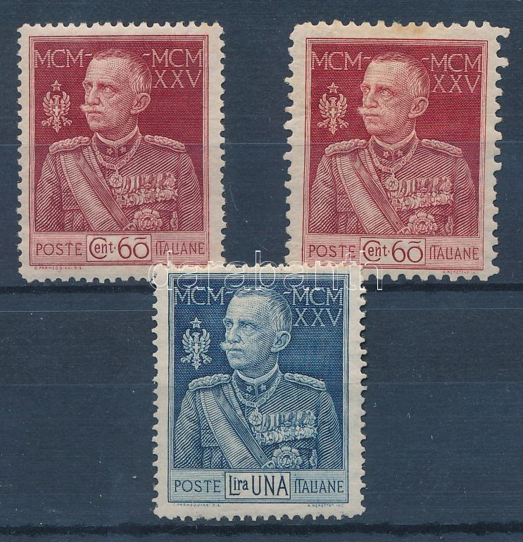 Victor Emmanuel II., II. Viktor Emánuel