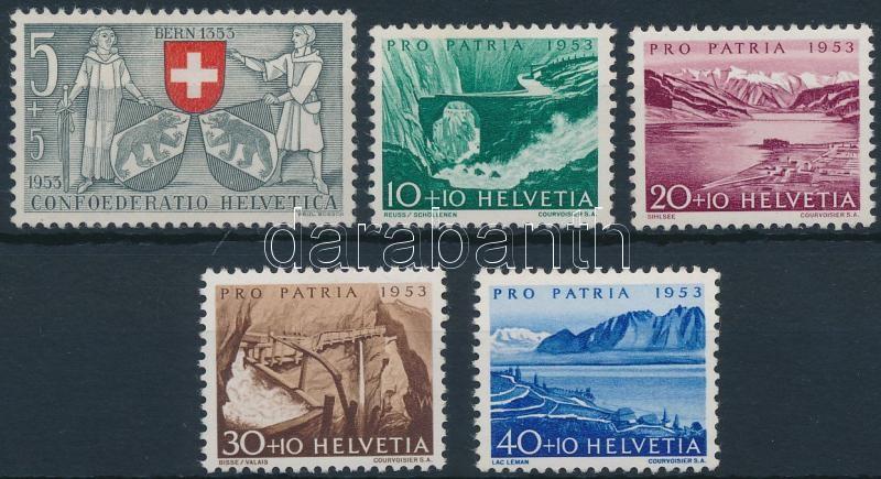 Pro Patria sor, Pro Patria set