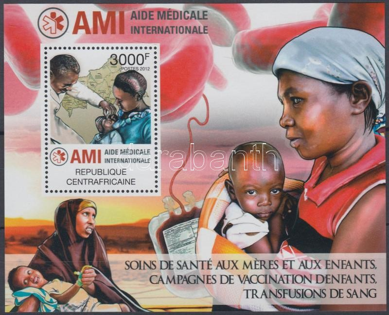 International health organizations (AMI) block, Nemzetközi egészségügyi szervezet (AMI) blokk