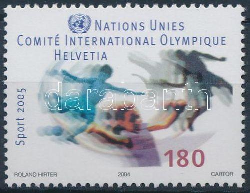 International sport stamp, Nemzetközi sport bélyeg